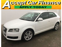 Audi A3 2.0TDI Sport FINANCE OFFER FROM £38 PER WEEK!