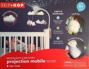 Skip Hop Projection Mobile - Clouds model