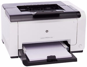 New Unopened HP CP1025NW Color Laser Printer  with Airprint