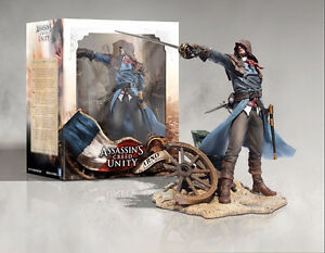 Assassin's Creed Unity Figurine - Arno: The Fearless Assassin