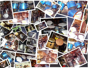 Bought a set of drums or thinking of it Experienced instruction