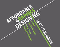Quick & Affordable Logos & Graphics Solutions
