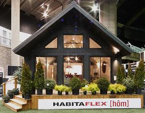 Chalet /Maison 4 saisons neuf Habitaflex