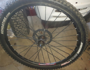 "Kenda Nevagal 26"" Folding Bead Tire"