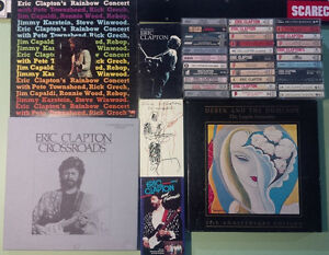Eric Clapton Collection