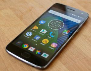 Motorola Moto G5 (XT1670) - 16G Lunar Gray, UNLOCKED