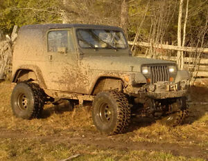 1991 Jeep Wrangler YJ Other
