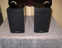Attractive Energy Compact Bookshelf Speakers (2 Pairs Available)