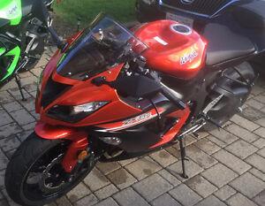 2014 Kawasaki Ninja 636 R