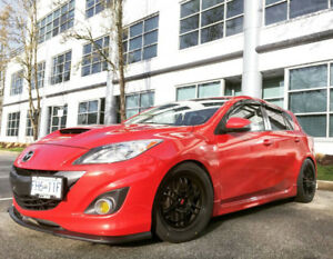 2011 Mazdaspeed 3 with Upgrades / Low Kms