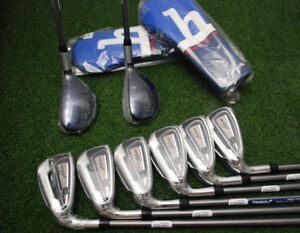 ADAMS BLUE GOLF IRONS