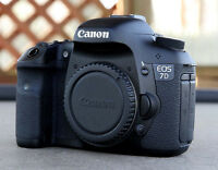 CANON 7D (Body Only) Barely used