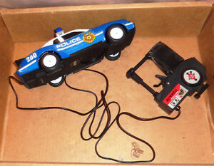 1/20 Remote System Steeracon Police Cruiser 92 Ford Thunderbird
