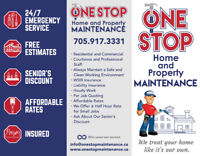 One Stop Home & Maintenance