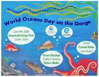 World Oceans Day on the Gorge
