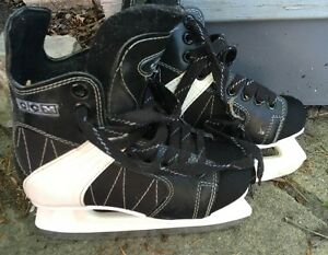Boys Skates like new 2 prs  size 13 and size 1