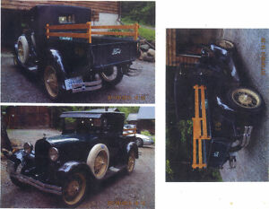 1928 Model A Ford truck