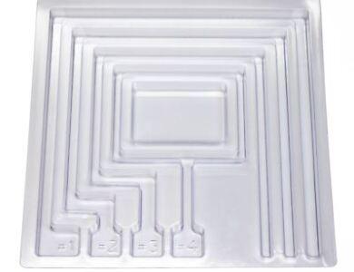 1765 - Clear Plastic Liner for Hova-Bator Bottom