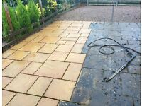 Patios,driveways professional cleaning! Tel.07429154211
