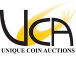 UNIQUE COIN AUCTIONS