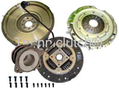 VAUXHALL ASTRA H 1.7CDTI 6 SPEED DUAL TO SINGLE FLYWHEEL AND CLUTCH KIT WITH CSC