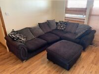 DFS Corner Sofa : Collection Required 26/01 PM