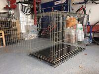 Large Savic dog crate