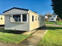 LUXURY 2 BEDROOM STATIC CARAVAN ROOKLEY COUNTRY PARK ISLE OF WIGHT FINANCE AVAILABLE PET FRIENDLY