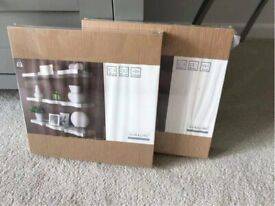 2x IKEA Floating Shelves