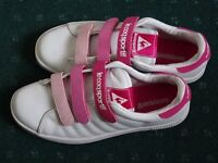 New Le Coq Sportif Ladies trainers , size 5