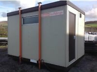 Portable Office/Shower/Shipping Container 12x8ft