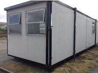Portable Office Unit Container 32ft x 8ft