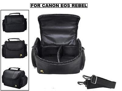 Camera Case Bag for Canon EOS T7i T6i T6s T6 T5i T4i T3i T2i T1i SL2 SL1 T5 T3
