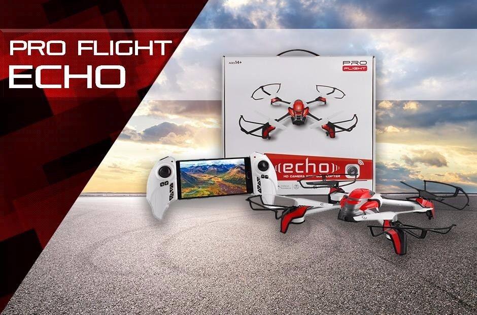 "ProFlight ""Echo"" HD Camera Drone"