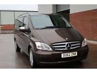 Mercedes-Benz Viano 3.0 V6 CDI Ambiente Long 8 seater