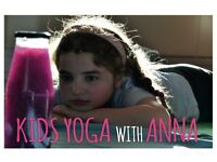 Kids Yoga Classes Lisburn