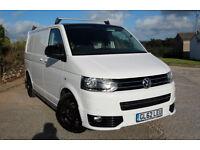 Volkswagen Transporter Sportline BiTDI High Specification