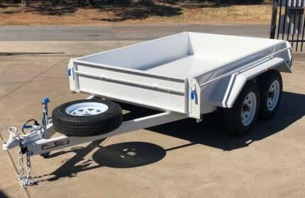10x5 Checker Plate Tandem Trailer (Australian Made) Salisbury Area Preview