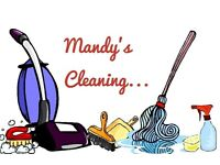 Mandy's Cleaning Services