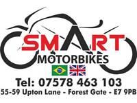 Smart motorbike