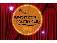 The Panopticon Comedy Club ( Comedy at the world's oldest music hall)