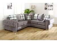 brand new verona corner or 3+2 sofa set is available order now