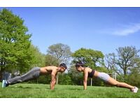Personal training - outdoor weightloss & muscle building workouts in the park , no gym !