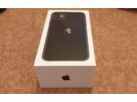 iPhone 11 256GB Black - Box only