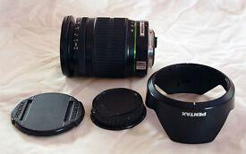 Pentax SMC-DA 16-45mm f/4 ED AL wide angle DSLR zoom lens, K-mount fit. May px for Sigma 10-20mm