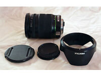 Pentax SMC-DA 16-45mm f/4 ED AL wide angle DSLR zoom lens, K-mount fit. May px for Sigma 10-20mm