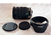 Pentax SMC-DA 16-45mm f/4 ED AL wide angle DSLR zoom lens, K-mount fit