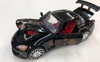 Used, JADA Fast And Furious Chan's Honda S2000 Black 1:24 Diecast Car for sale  Shipping to Canada
