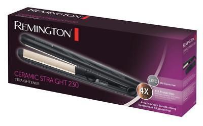 Remington Haarglätter Glätte Eisen Ceramic Straight Haar Glätter Glätteeisen NEU ()