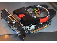 ASUS Nvidia GTX 640 GFX card, works perfect, has HDMI output, VGA and 2x DVI